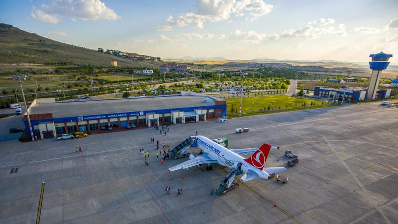 Nevsehir Kapadokya Airport