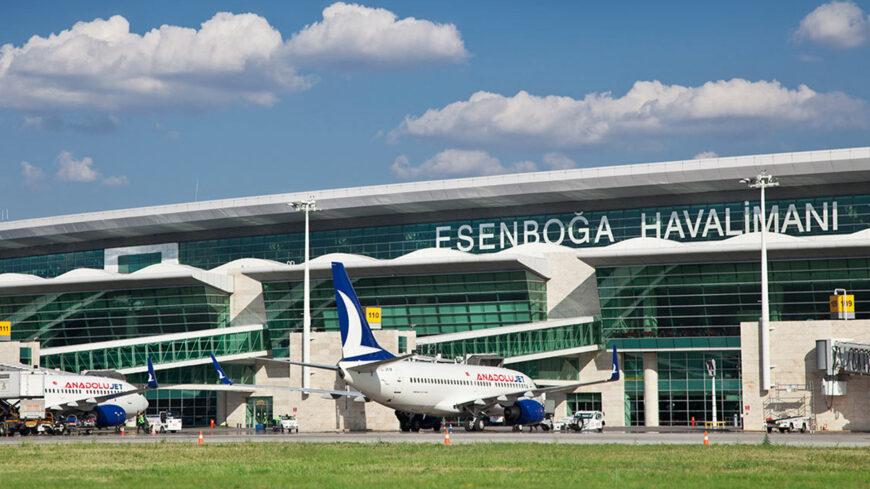 Ankara Esenboga Airport (ESB)
